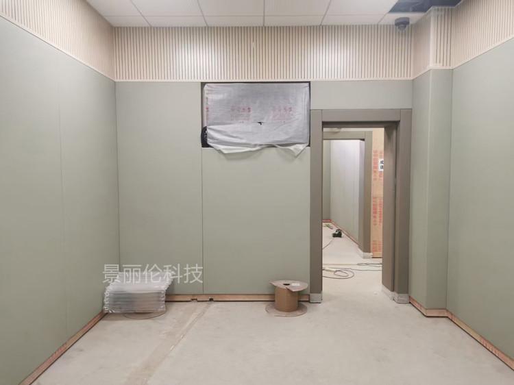 昆明执法办案区纪检审查场所墙面防撞软包