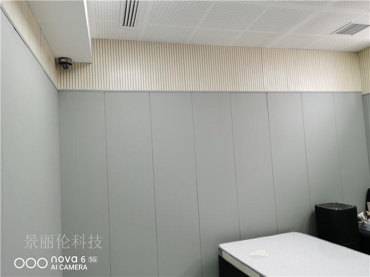 景丽伦-纪检委谈话室软包厂家