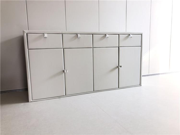 软包储物柜定制 留置谈话中心专用
