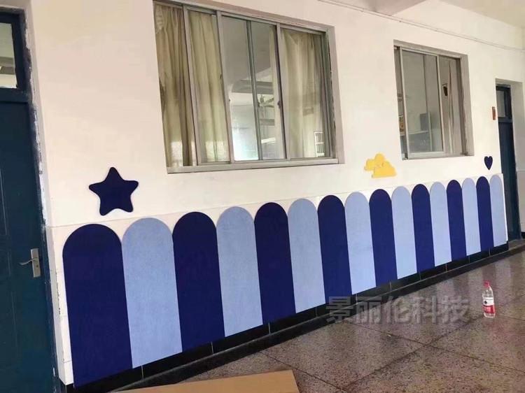 幼儿园防撞软包