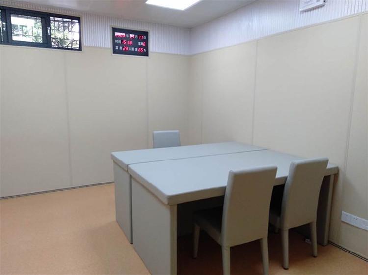 江西省纪委谈话室防撞软包案例