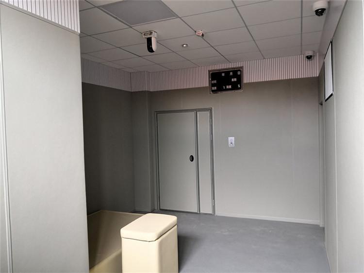 玉溪市纪委留置室软包案例